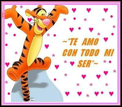 Imagenes Romanticas De Winnie Pooh Solo Amor Pinterest