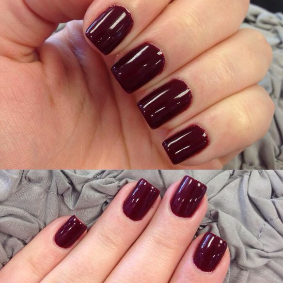 OPI GelColor Fall 2013 | OPI GelColor Malaga Wine.. Love for fall ...