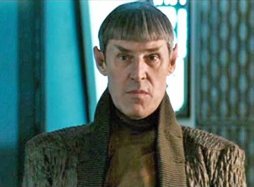 Image result for Sarek in the 2009 Star Trek film