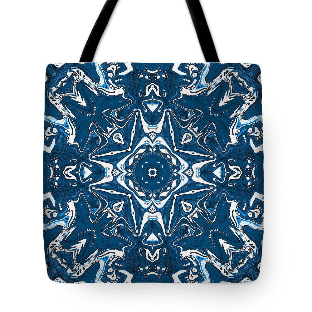 Pennsylvania Dutch Kaleidoscope Tote Bag, in several sizes, on Pixels.com #tote #bag #kaleidoscope #Pennsylvania #Dutch