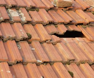 The Hole Story Roof Repair Roof Problems Roofing