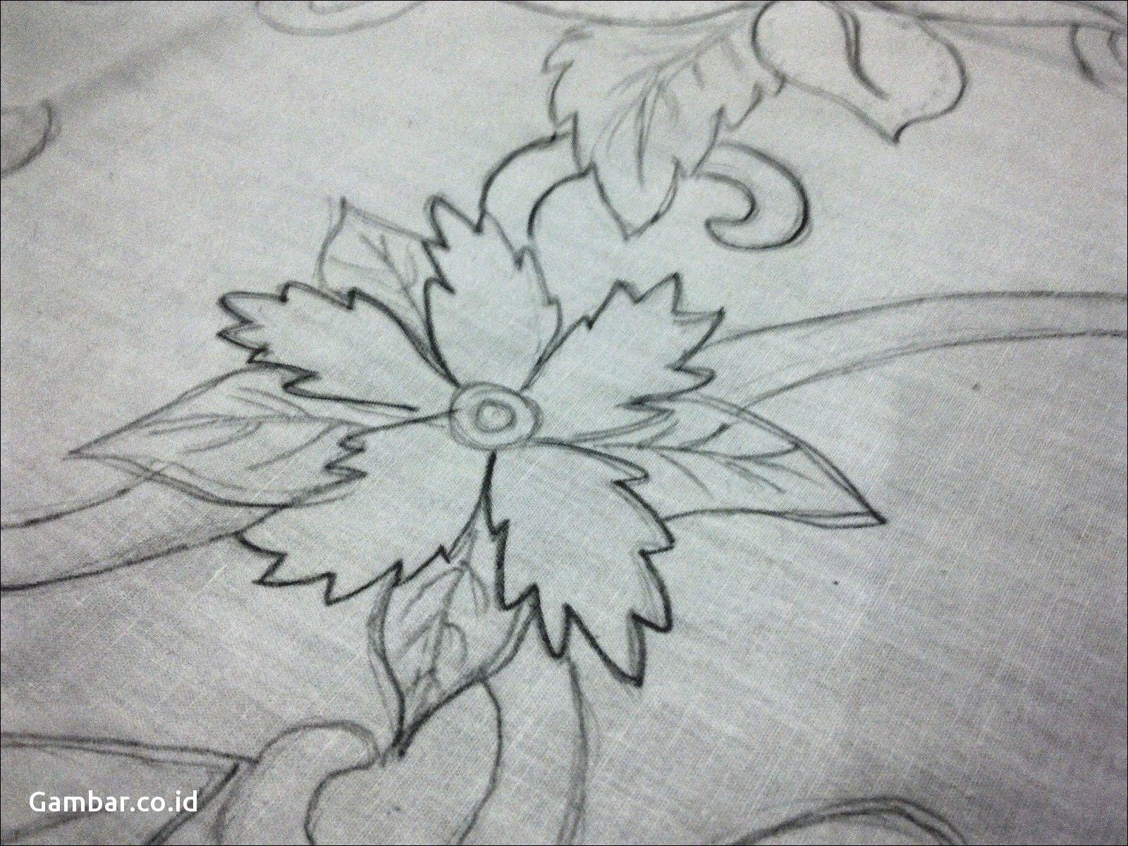 Kumpulan Sketsa Gambar Flora
