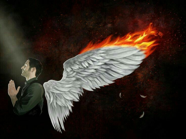 Lucifer Morningstar Tattoos