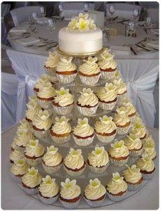 Cupcake cake!