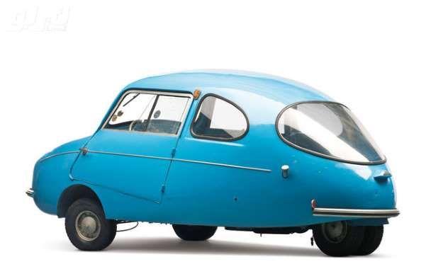 صور تعرف على أصغر 10 سيارات تم صنعها على الإطلاق マイクロカー レトロフューチャー 車