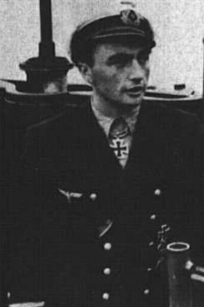 "Oberleutnant zur See Heinz Sieder (1920-1944), Kommandant Unterseeboote ""U 984"", Ritterkreuz 08.07.1944"