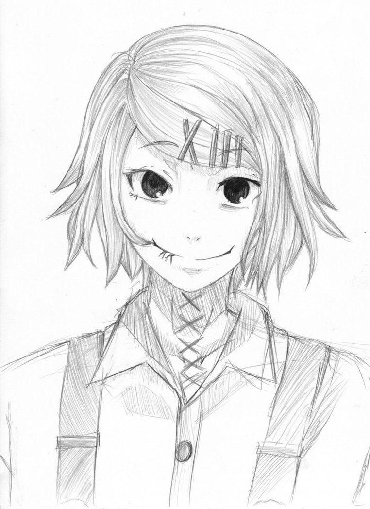 Suzuya by ttaiwins on deviantart juuzou suzuya ayato copic drawings pencil drawings
