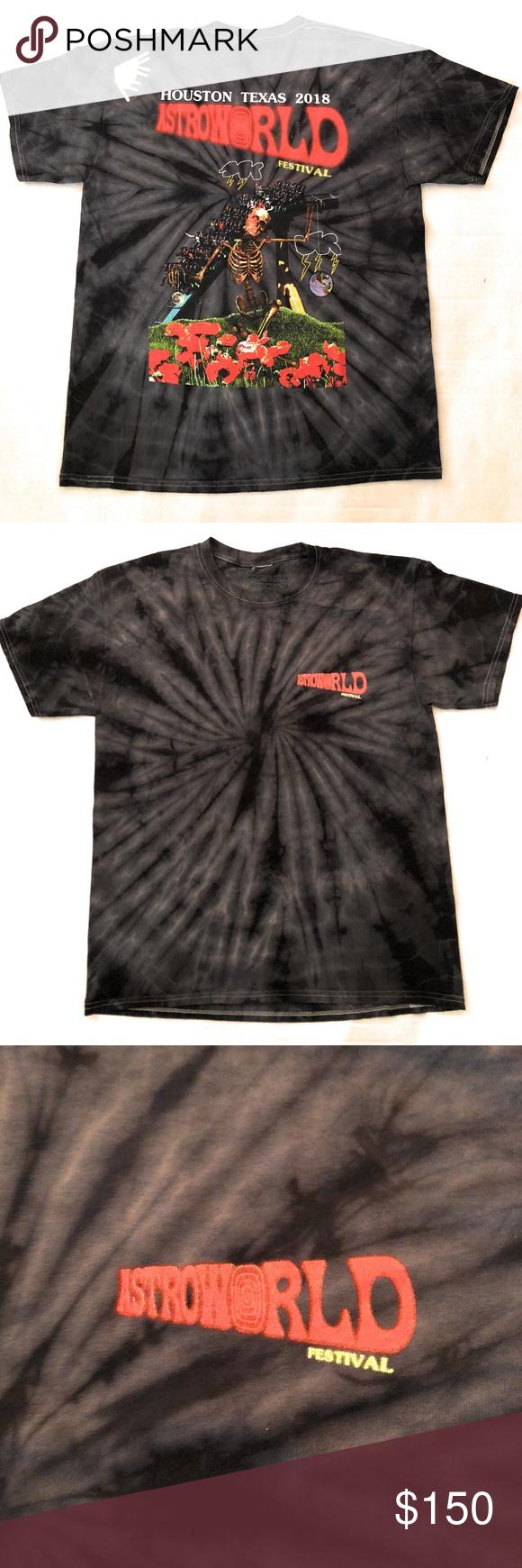 Travis Scott Astroworld Festival Limited Shirt Travis Scott Astroworld Astroworld Festival Black T Shirt Size Limited Shirt Travis Scott Shirt Travis Scott