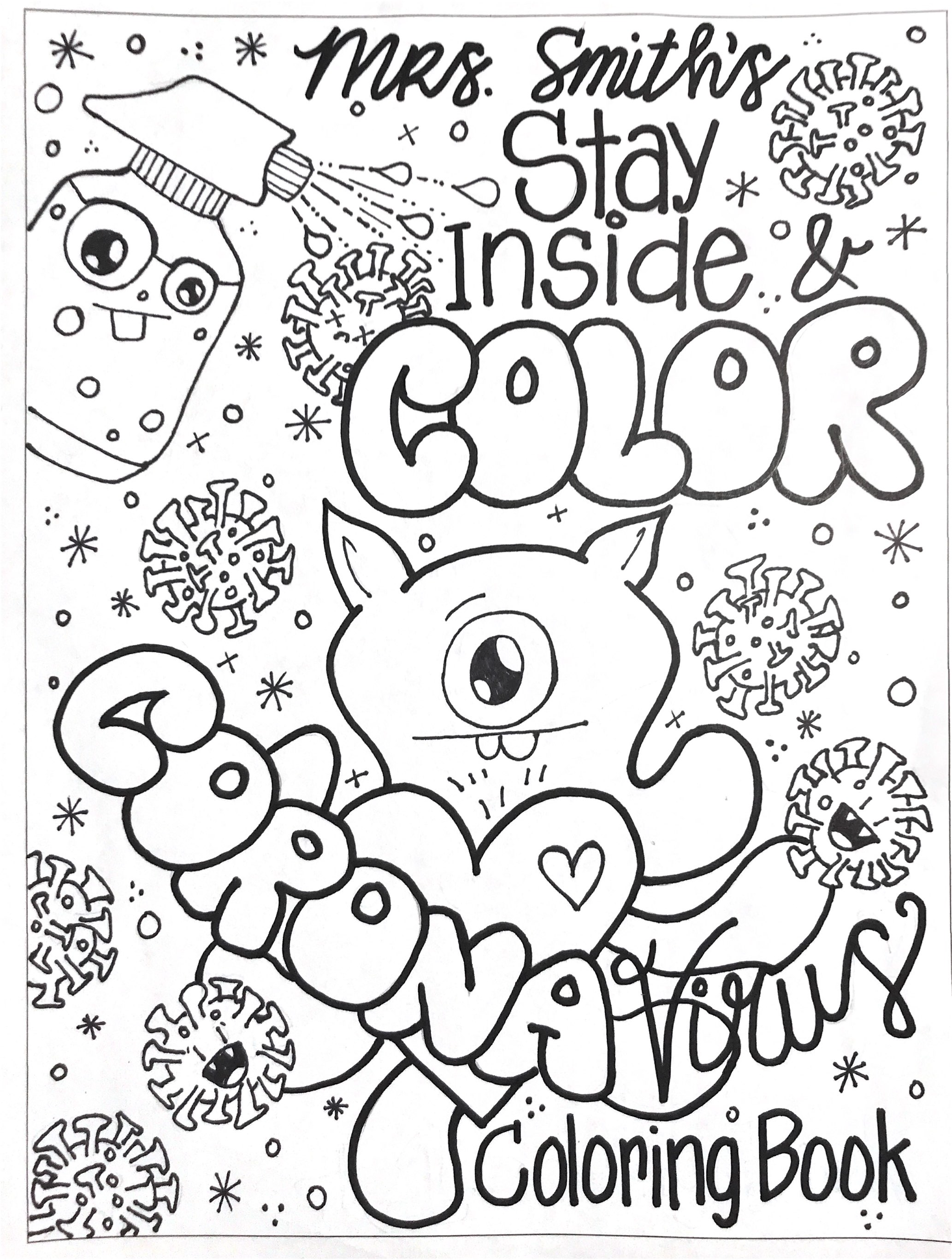 Rona Coloring Pages Digital Download Coloring Pages Rona Color