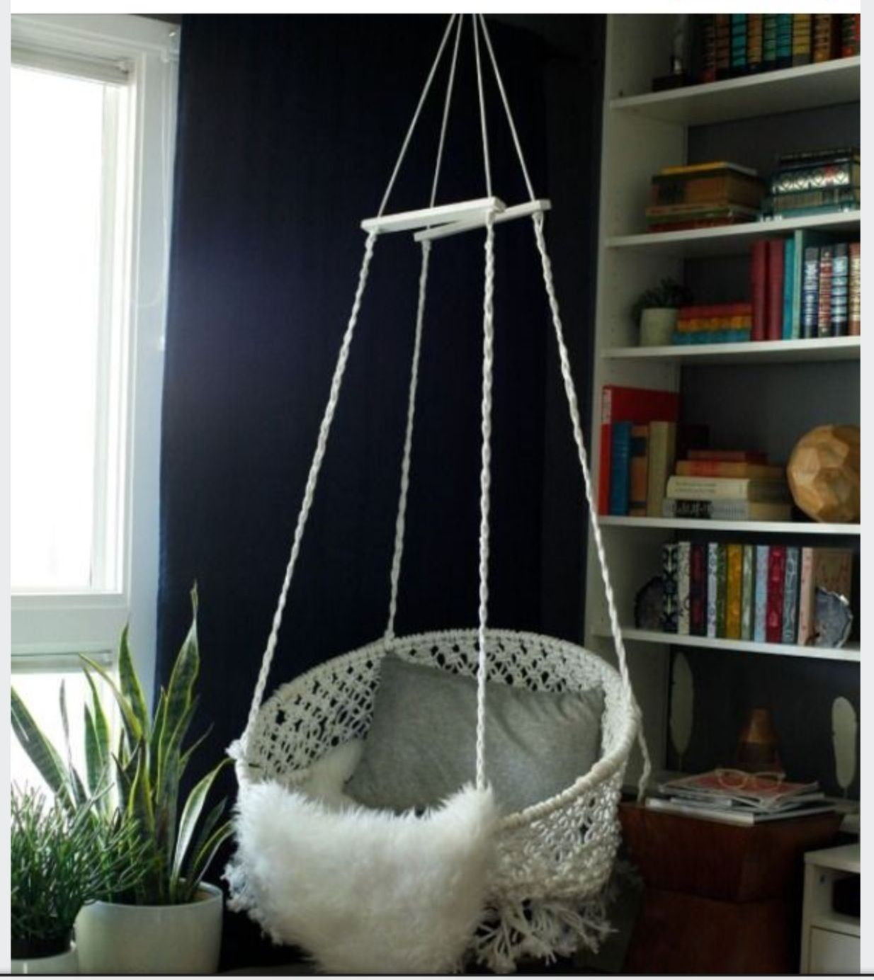 marrakech swing chair powerline roman review pin by patricia vu on room inspo pinterest