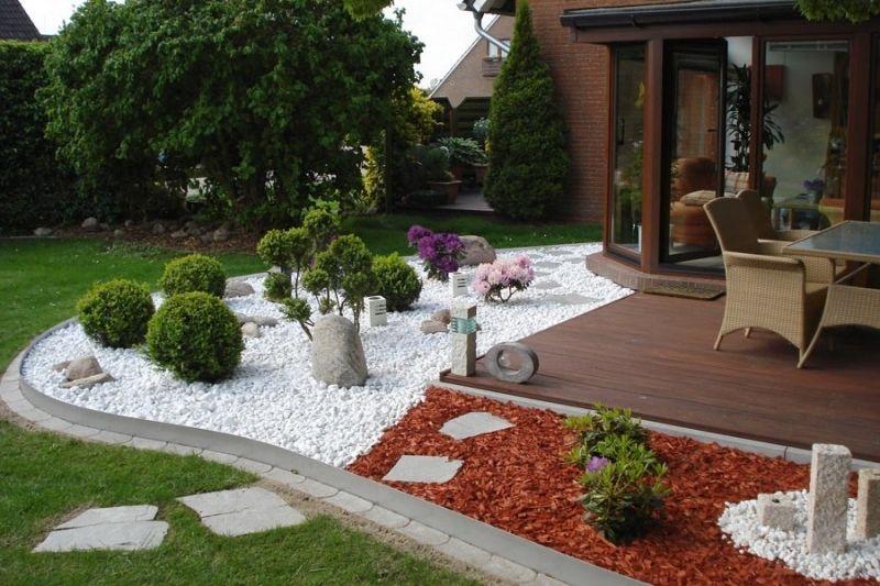 Bildergebnis Für Garten Gestalten Beispiele