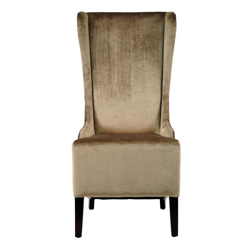 Safavieh Bacall Occasional Dining Chair, Brown