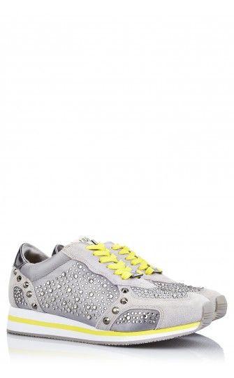 Shiny e glam le sneakers Liu Jo primavera estate 2015 Liu Jo Running Aura  179.00 euro
