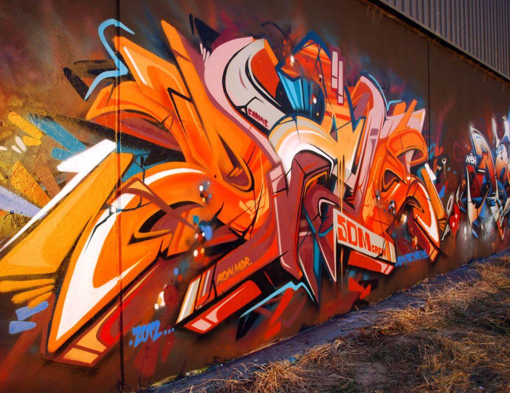 Its on like Donkey Kong. - Ironlak Spray Paint, Graffiti
