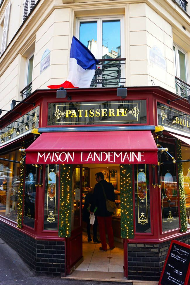 The Rue Des Martyrs In The 9th Great Street For Foodies Try The