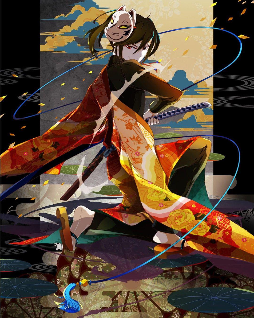 Tokyo Otaku Mode Anime Warrior Anime Anime Images
