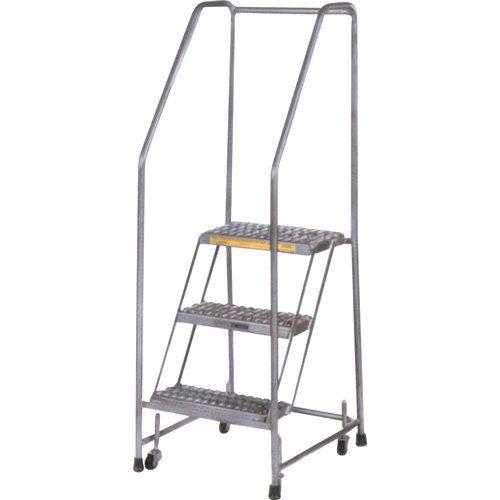Ballymore Aluminum Rolling Ladders A4sh Rib Rolling Ladder Ladder Aluminum