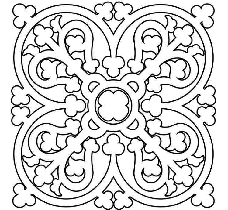 pin von christian heumader auf coloring  mandala