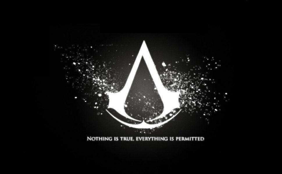 The Assassins Creed Motto HD Wallpaper