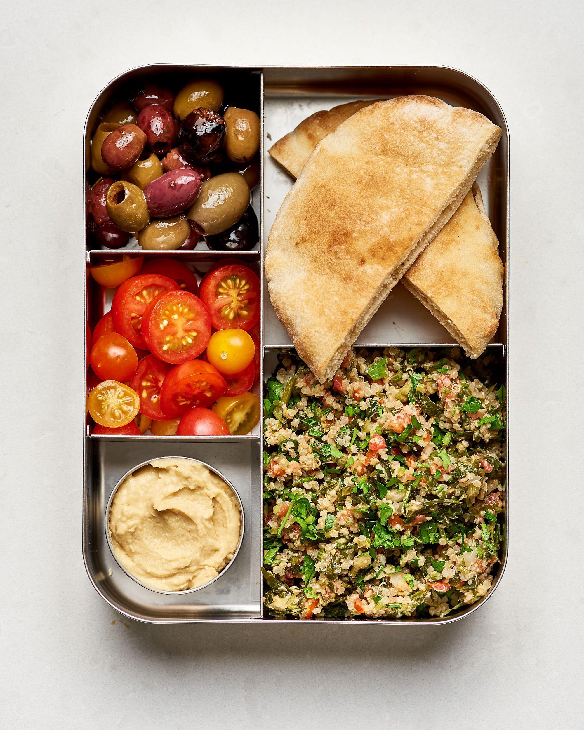 10 easy vegan lunch box ideas paleo images