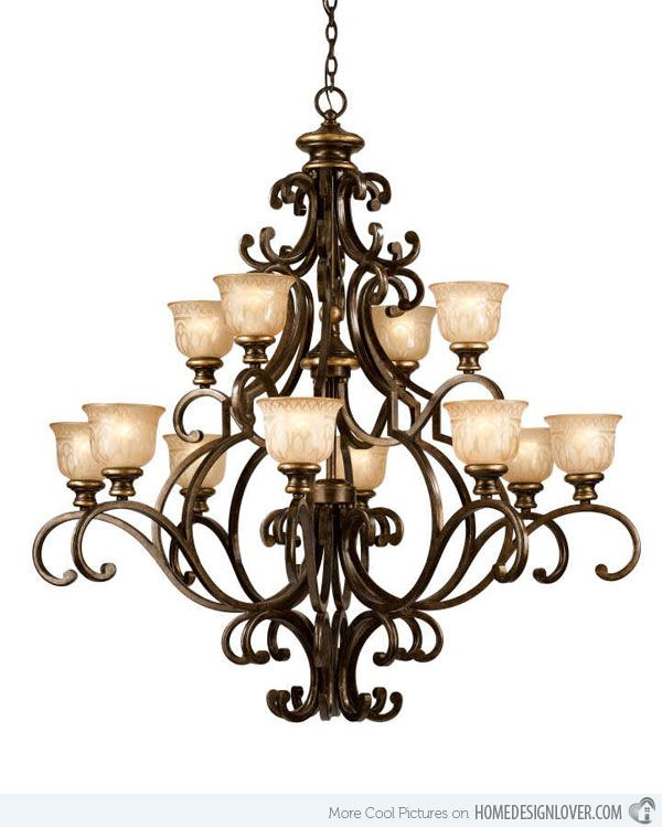 20 Wrought Iron Chandeliers Wrought Iron Chandeliers Iron