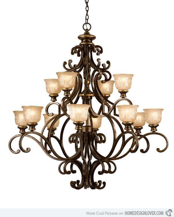 20 wrought iron chandeliers wrought iron chandeliers iron 20 wrought iron chandeliers mozeypictures Choice Image