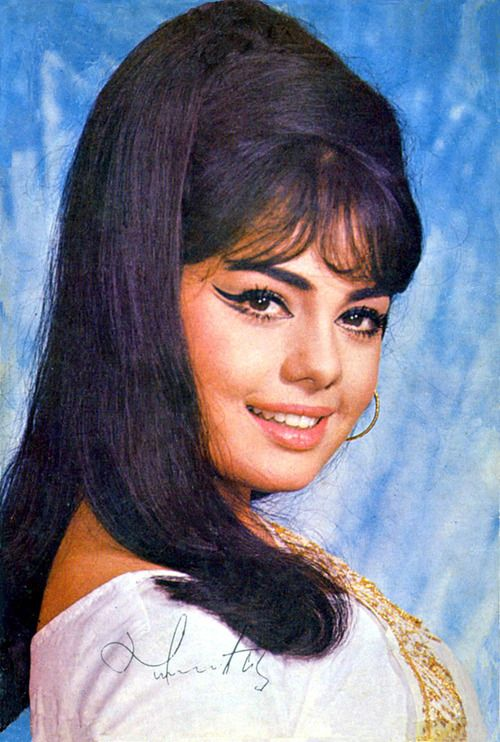Mumtaz (60's Bollywood-Indian Actress)