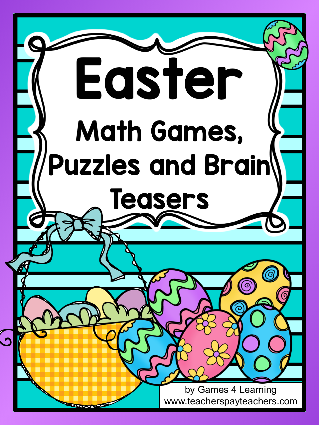 Easter Math Activities Easter Math Worksheets Games And