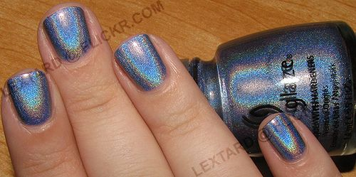 china glaze 2Nite. This is definitely on my want list.