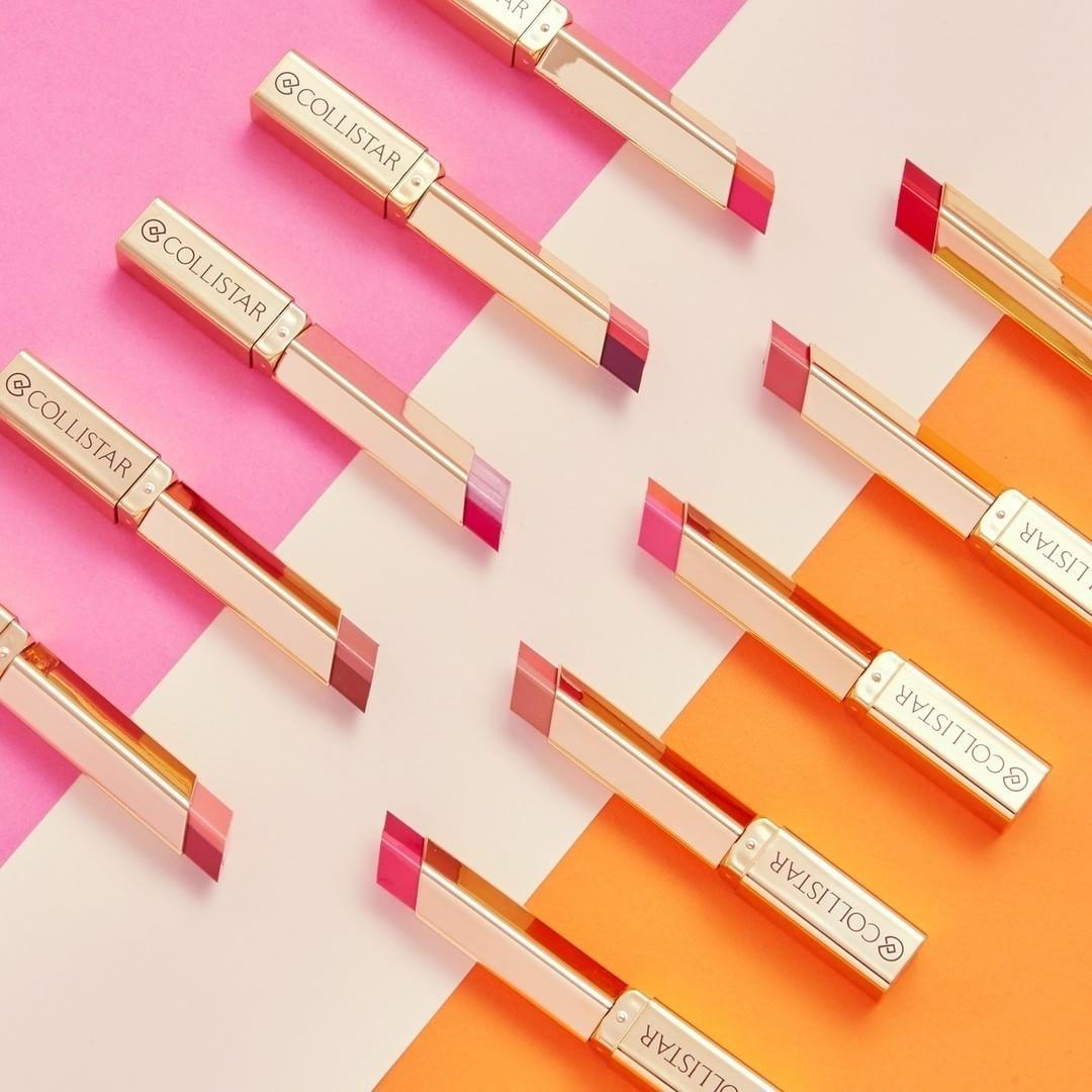 Nuovo Rossetto Duo Straordinario®... quante di voi ha già conquistato? Scoprite su www.collistar.it tutti le 10 nuance disponibili, irresistibili! #collistar #rossettoduostraordinario #rossetto #makeup #instamakeup #trucco #labbra #lipstik #lips
