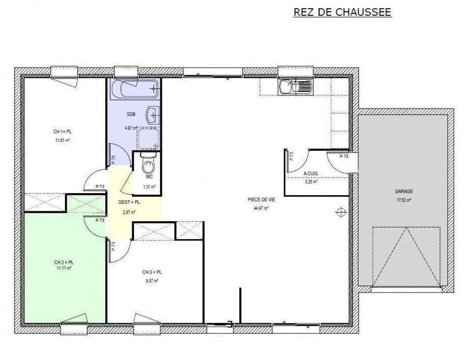 Plan De Petite Maison Gratuit Faire Construire Sa Maison 5 4