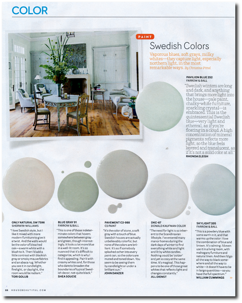 12 interior designers pick their favorite swedish paint on interior designer recommended paint colors id=75278