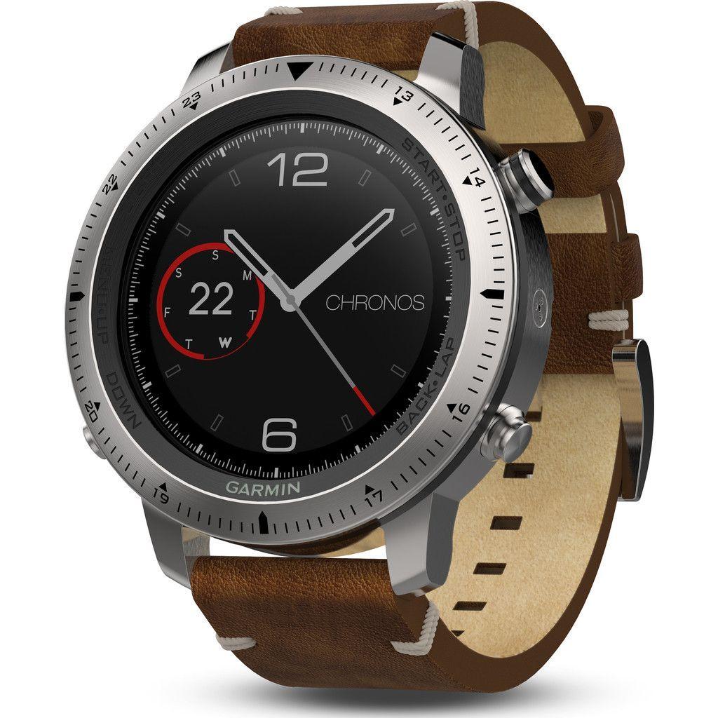 cc6f7c800f6 Garmin Fenix Chronos Multi-Sport GPS Watch