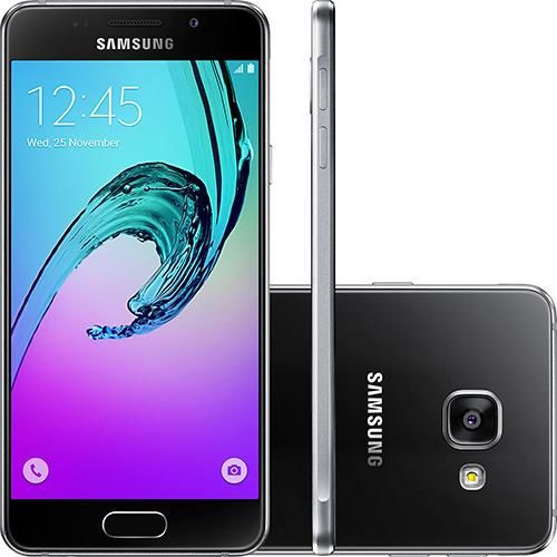 [SUB] Smartphone Samsung Galaxy A3 2016 Dual Chip R$ 1.034,10 no Boleto.