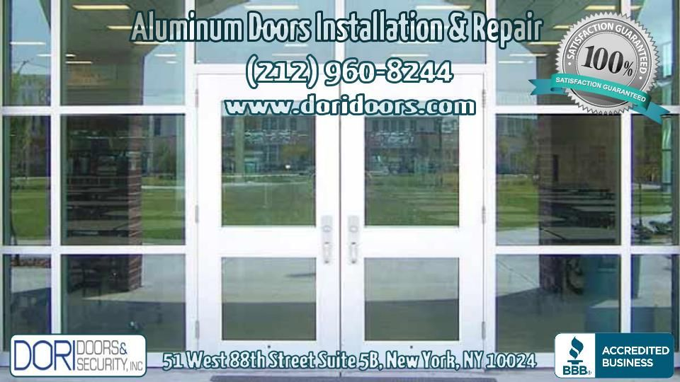 Aluminum Doors Installation Repair Doors Windows More For The