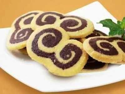 Resep Kue Kering Blueband Gulung Coklat Vanilla Terbaru Bumbu Balado Kue Kering Kue Resep Kue