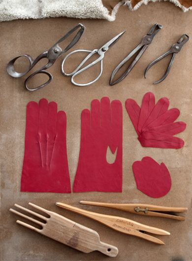 The art of glove making | leathercraft | Pinterest | Gloves ...