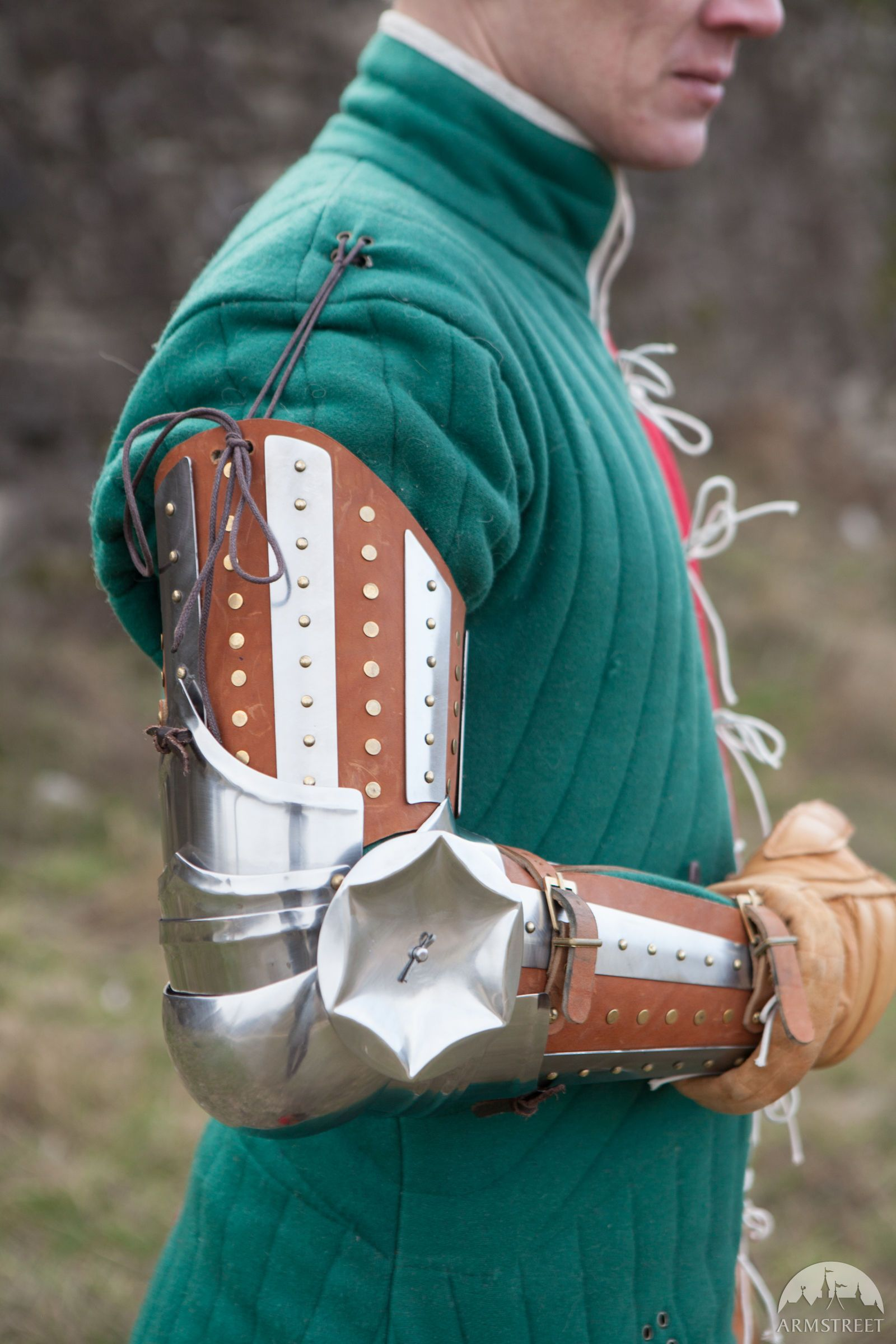 "Splinted Arm Harness ""Hound Of War"" 