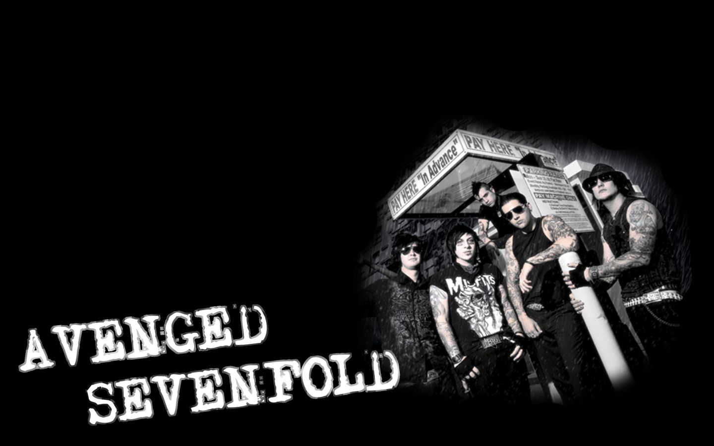 Avenged Sevenfold Desktop Wallpaper 640960 Avenged
