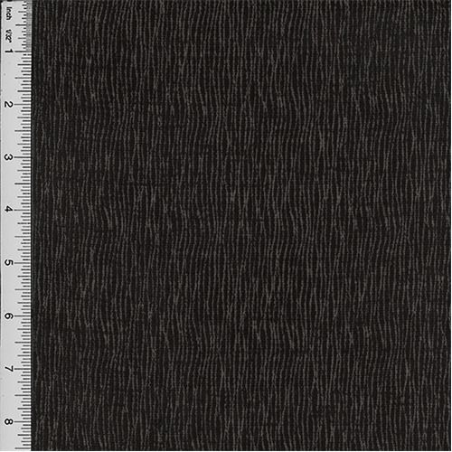 De Leo Orca Black Rhythm Chenille Home Decorating Fabric, Fabric By ...
