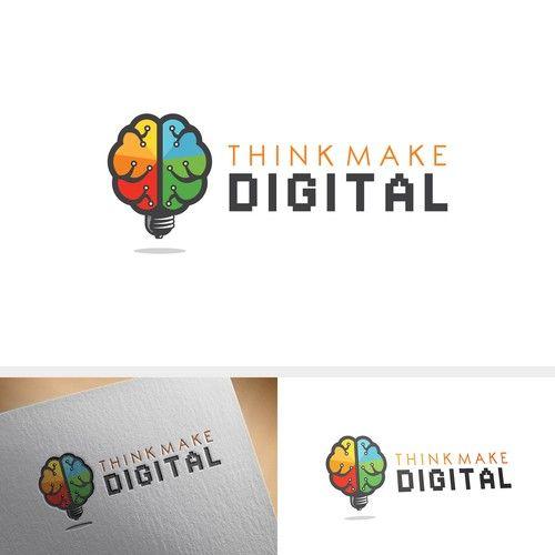 Download Free Creative Digital Agency Business Website: Design A Creative Logo For A Digital Agency Logo Design