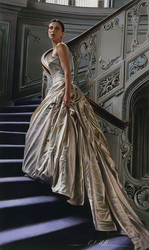 oil painting Rob Hefferan