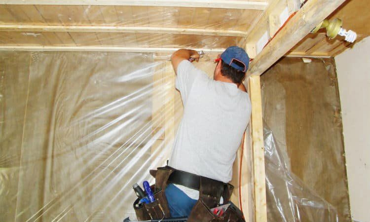 Vapor Barrier Bathroom Interior Luxury How To Insulate A Shed Plete Guide In 2020 Insulating A Shed Shed Floor Shed