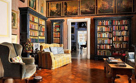 Opening A New Chapter Libraries Provide An Elegant Home For Your Books And Refuge From Busy Family Life