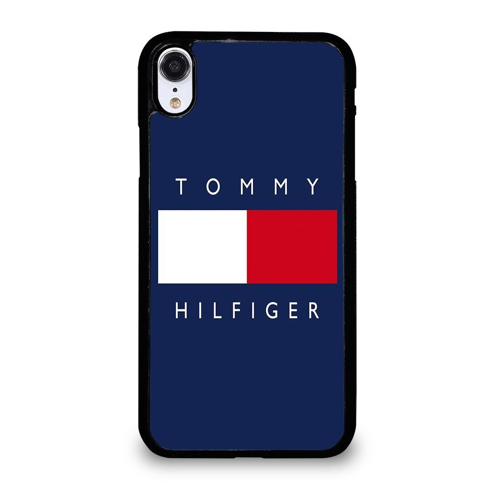 Tommy Hilfiger Iphone Xr Case Cover Iphone Transparent Case Geometric Iphone Case Iphone Phone Cases