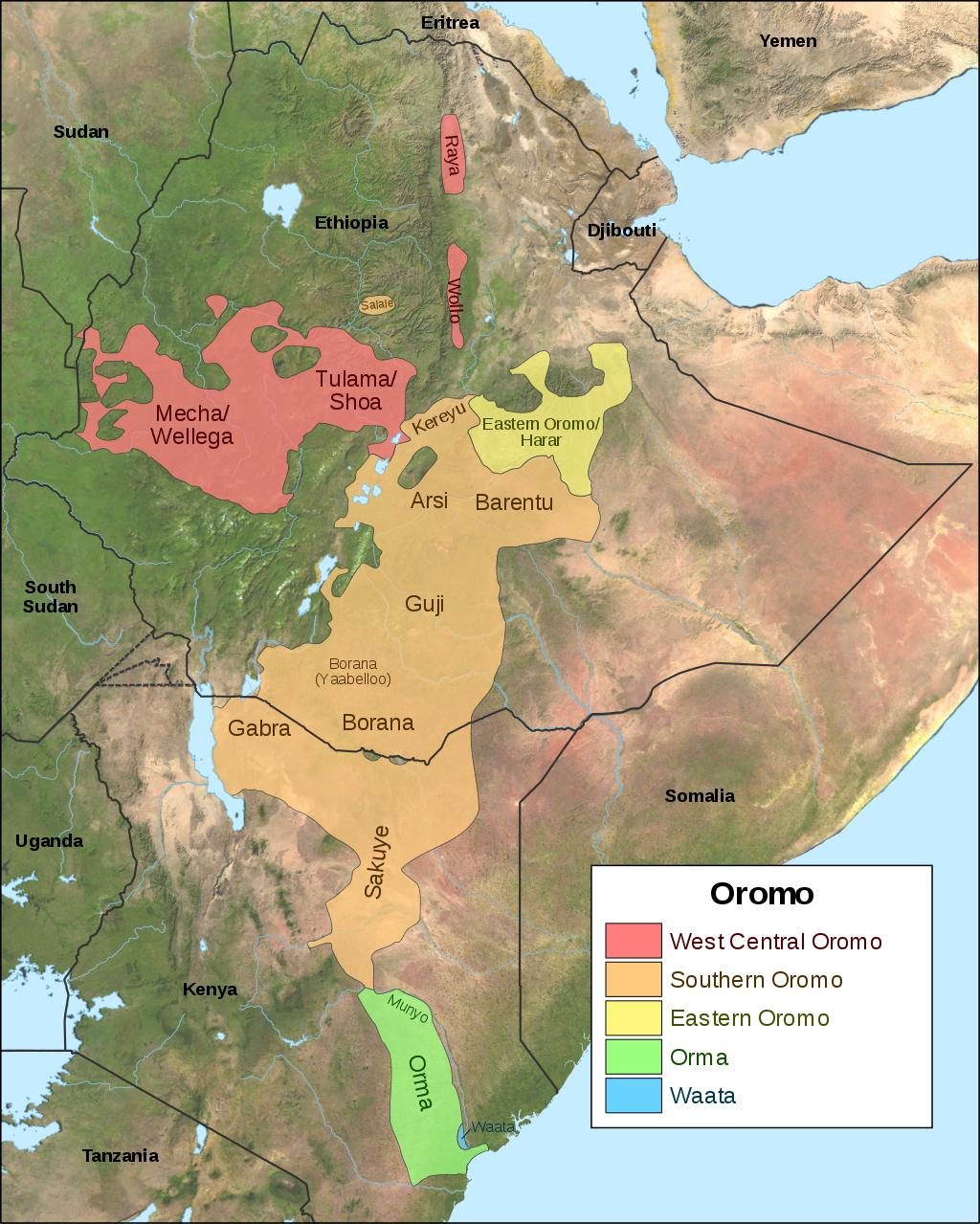 Oromo Language Wikipedia In 2020 Tanzania Travel Tanzania Kenya Travel