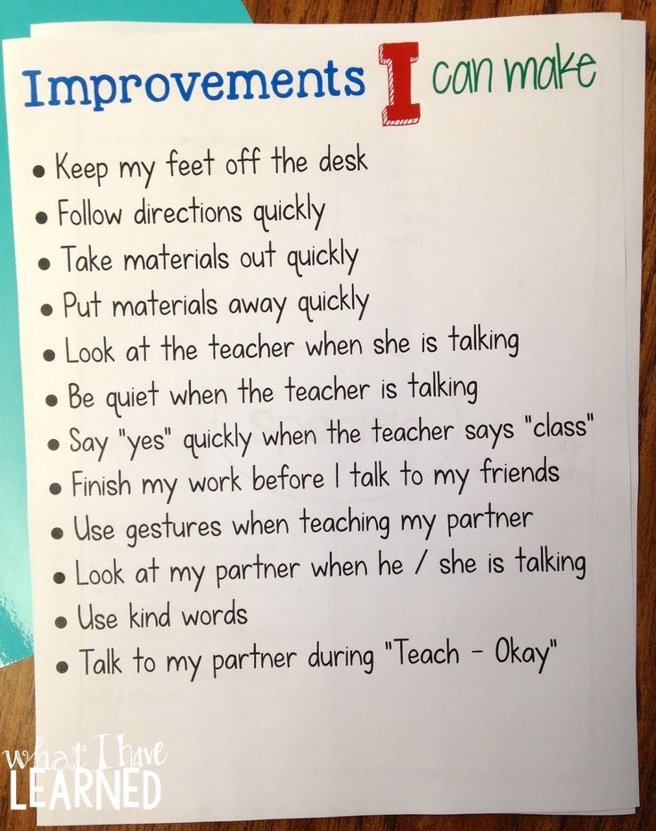 Student Goal Setting in Elementary School What I Have Learned - sample smart action plan