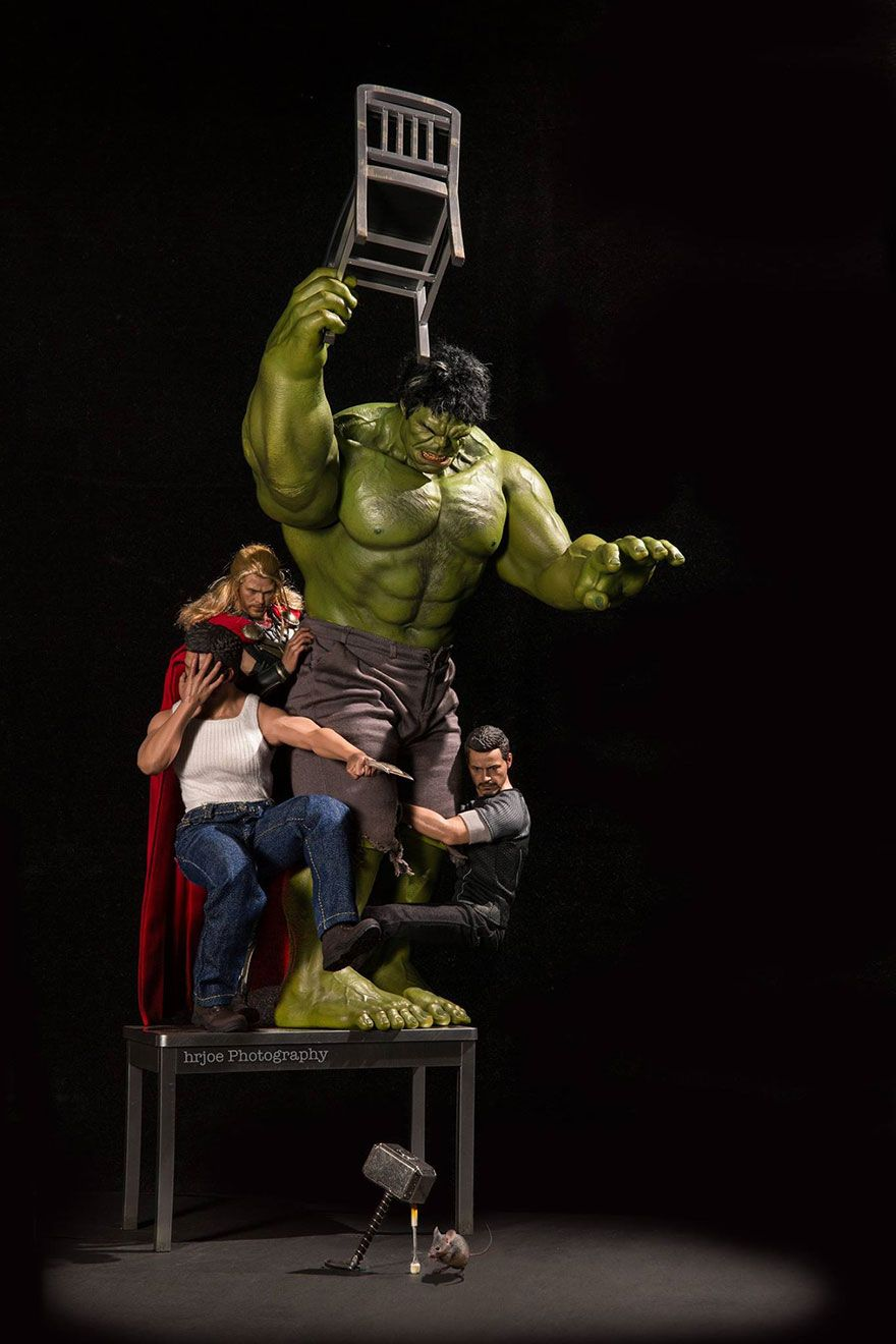 1000 Images About Geeky On Pinterest The Secret Superman Hulk