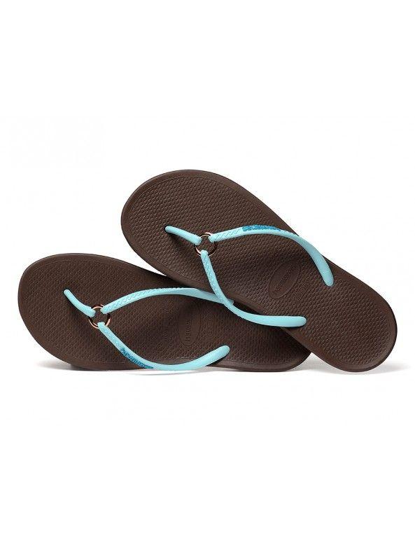 Havaianas Ring slipper - bruin