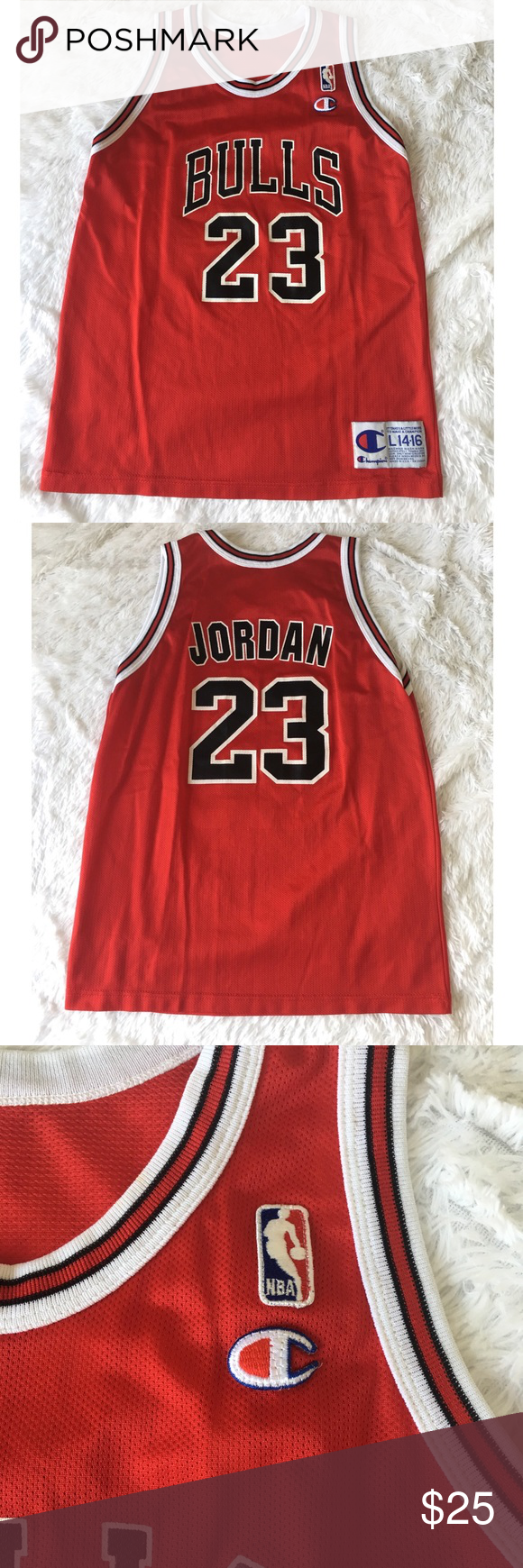 old school michael jordan jersey